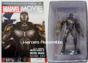 Marvel Movie Collection Subscriber Special #1 Iron Man Mark XXV Figurine Eaglemoss Publications